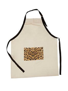 premier-housewares-leopard-apron