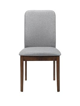 Julian Bowen Pair Of Berkley Dining Chairs
