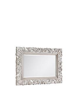 julian-bowen-baroque-distressed-wall-mirror
