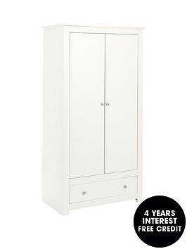 julian-bowen-radley-2-door-combination-wardrobe-white