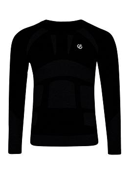 Dare 2b Dare 2B Ski In The Zone Baselayer Long Sleeve T-Shirt - Black Picture