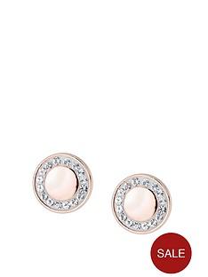 evoke-evoke-rose-gold-plated-sterling-silver-swarovski-crystals-77mm-round-stud-earrings