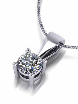 moissanite-moissanite-platinum-5mm-05ct-pendant-and-chain