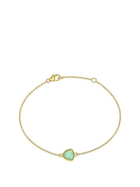 love-gem-gold-plated-sterling-silver-amazonite-bracelet