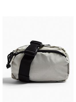 Topman Topman Round Cross-Body Bag &Ndash; Stone Picture