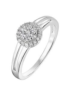 love-diamond-9ct-white-gold-022ct-diamond-cluster-halo-ring