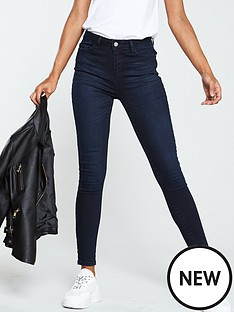 v-by-very-short-florence-high-rise-skinny-jeans-ink