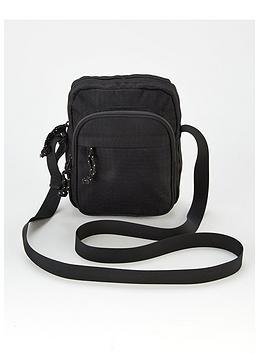 Topman Topman Pouch Cross-Body Bag - Black Picture