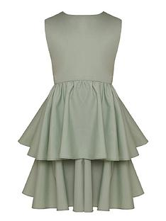 chi-chi-london-girls-hettie-dress-green