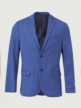 Topman Topman Skinny Fit Suit Jacket - Blue Picture
