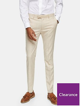 topman-super-skinny-suit-trousers-stone