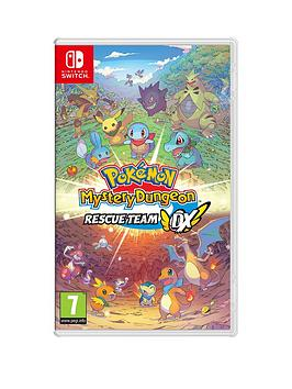 Nintendo Switch Nintendo Switch Pokemon Mystery Dungeon Rescue Team Dx Picture