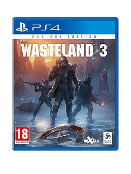 Playstation 4 Playstation 4 Wasteland 3 -Ps4 Picture