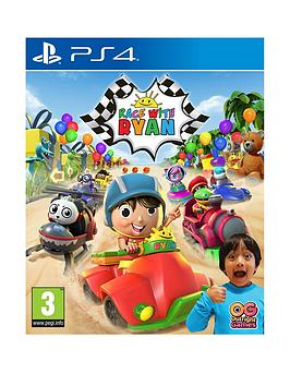 Playstation 4 Playstation 4 Race With Ryan -Ps4 Picture