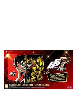 Playstation 4 Playstation 4 Persona 5 Royal: Launch Edition Picture