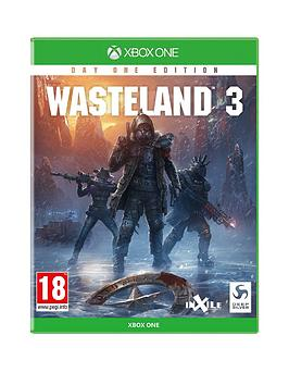 Xbox One Xbox One Wasteland 3 Picture