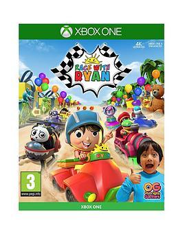 Xbox One  Race With Ryan