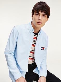 tommy-jeans-oxford-badge-shirt-light-blue