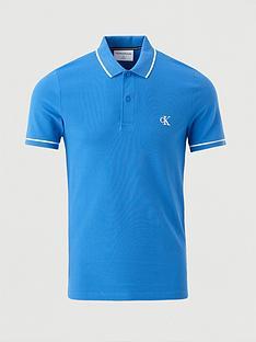 calvin-klein-jeans-tipping-slim-fit-polo-shirt-blue
