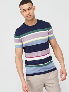 Ted Baker Ted Baker Sleep Stripe T-Shirt - Multi Picture