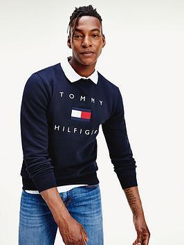 tommy-hilfiger-tommy-flag-hilfiger-sweatshirt-navy