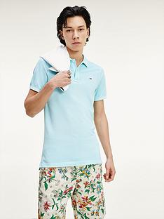 tommy-jeans-lightweight-polo-shirt-light-blue