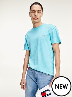 tommy-jeans-sunfaded-wash-t-shirt-light-blue