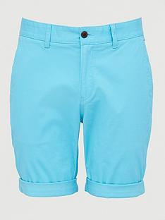 tommy-jeans-essential-chino-shorts-turquoise