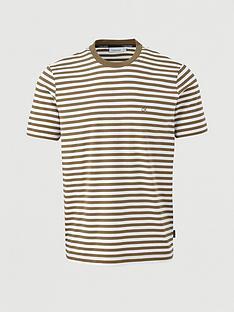 calvin-klein-organic-cotton-stripe-t-shirt-khaki