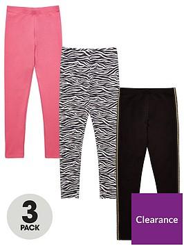 v-by-very-girls-3-pack-animal-stripe-leggings-multi
