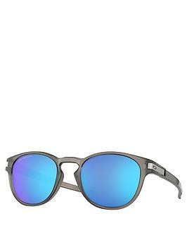 Oakley Oakley Latch Polarized Sunglasses - Grey Picture