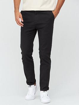 very-man-smart-slim-fit-stretch-chino-black