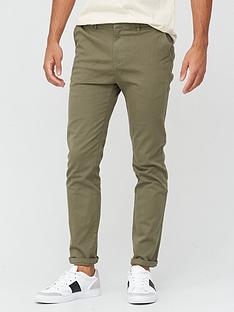 very-man-smart-slim-fit-stretch-chino-khaki