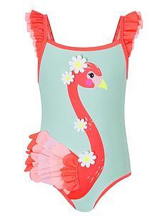 accessorize-girls-flora-flamingo-swimsuit-multi