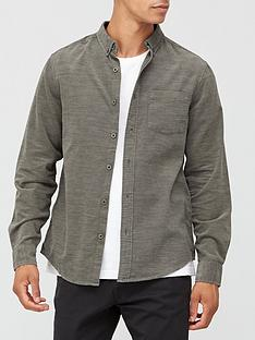 very-man-marl-cord-shirt-khaki