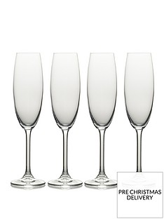 mikasa-julie-flute-glasses-ndash-set-of-4