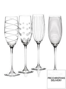cheers-flute-glasses-ndash-set-of-4