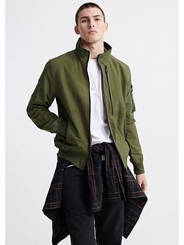 Superdry Superdry Super Dry Moody Light Bomber Picture
