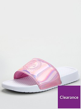 hype-girls-holographic-sliders-pink