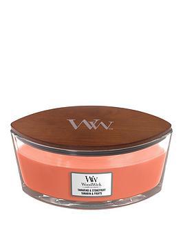 WoodWick Woodwick Ellipse Candle &Ndash; Tamarind &Amp; Stonefruit Picture
