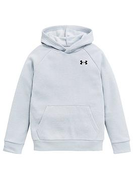 under-armour-childrens-rival-cotton-hoodie-grey-black