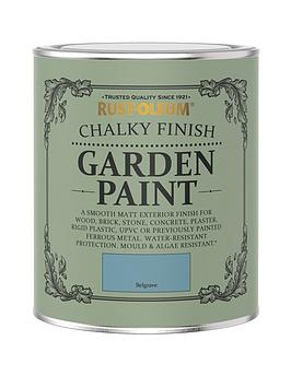 Rust-Oleum Rust-Oleum Belgrave Garden Furniture Paint - 750Ml Picture