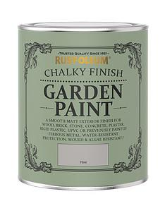 rust-oleum-flint-chalky-finishnbspgarden-furniture-paint--nbsp750ml