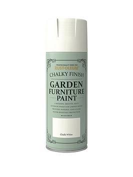 Rust-Oleum Rust-Oleum Chalky Finish Garden Furniture Spray Paint &Ndash;  ... Picture