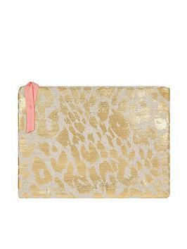 Accessorize   Leopard Print Pouch