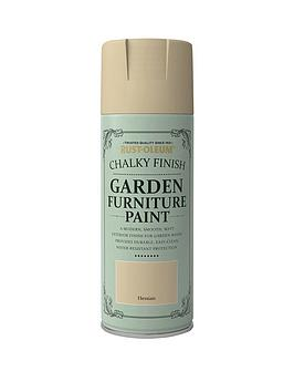 Rust-Oleum Rust-Oleum Chalky Finish 400 Ml Garden Furniture Spray Paint  ... Picture