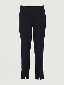 v-by-very-split-front-slim-trouser