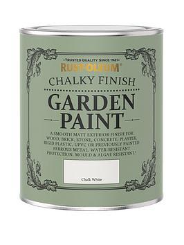 Rust-Oleum Rust-Oleum Chalky Finish 750 Ml Furniture Paint &Ndash; Chalk  ... Picture