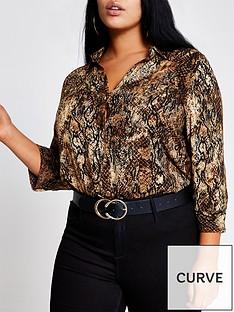 ri-plus-animal-print-blouse