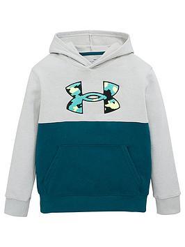 under-armour-childrensnbsprival-fleece-hoodie-grey